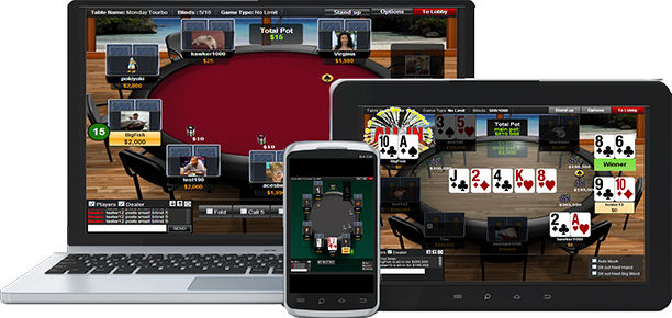 ONLINE POKER OR ONLINE CASINO SOFTWARE