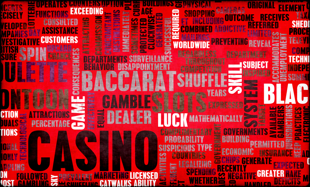 Casino management systems